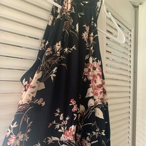 Lulu's Dresses - Feel the Music Floral Maxi Dress by Lulu's